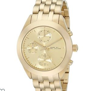 Marc by Marc Jacobs gold Ladies watch MBM3393